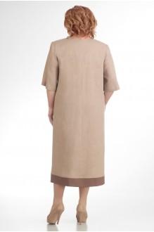 Повседневные платья Надин-Н 1276 (1) беж фото 2
