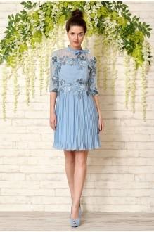 Летние платья Prestige 2814 голубой фото 1