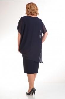 Вечерние платья Прити 393 темно-синий фото 2
