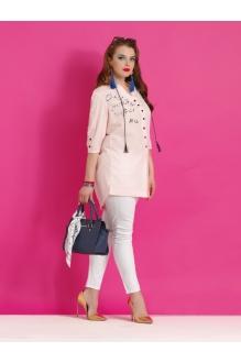Блузки и туники Lissana 2835 розовый фото 1