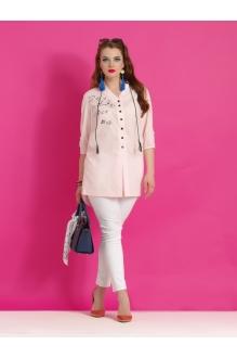 Блузки и туники Lissana 2835 розовый фото 2