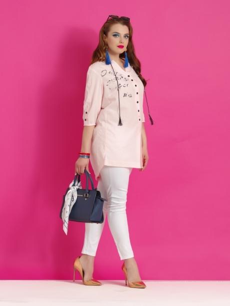 Блузки и туники Lissana 2835 розовый