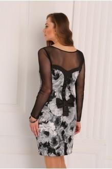 Вечерние платья Matini 3.459 цветы фото 2