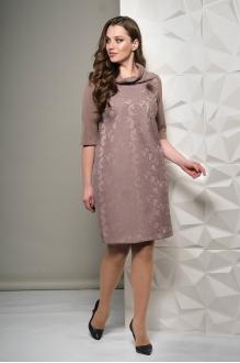 Вечерние платья Golden Valley 4045 розовый фото 1