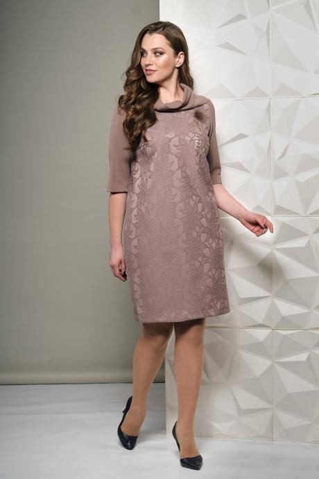 Вечерние платья Golden Valley 4045 розовый