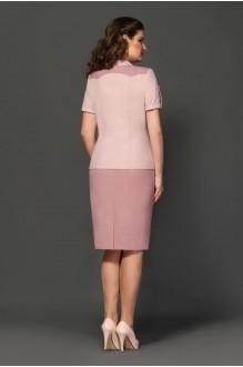 Юбочные костюмы /комплекты Lissana 2047 розовый фото 2
