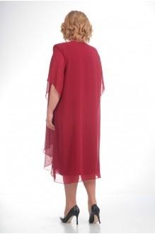 Вечерние платья Прити 343 бордо фото 2