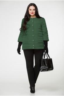Куртки LeNata 11638 т.зеленый фото 1