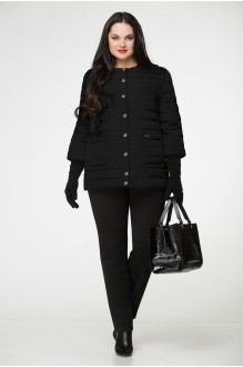 Куртки LeNata 11638 черный фото 1