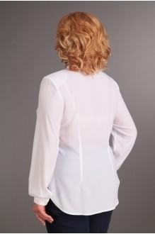 Блузки и туники Джерза 096 молочный фото 2