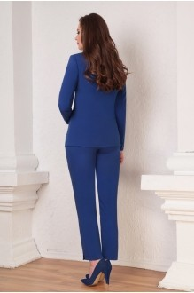 Брючные костюмы /комплекты Ksenia Stylе 1309 василек фото 2