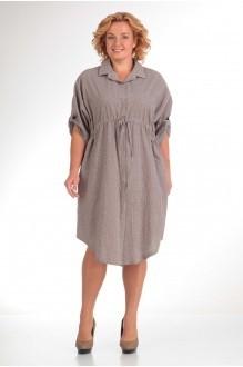 Повседневные платья Прити 452 бежевый фото 2