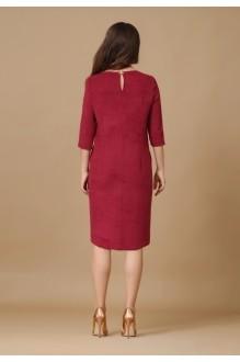 Повседневные платья Lissana 2876 бордо фото 3