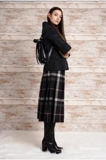 Юбочные костюмы /комплекты Prestige 2778 черный фото 2