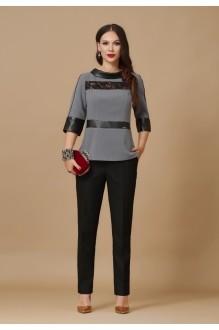 Lissana 2881 серый/черный