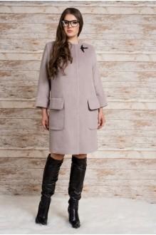 Пальто Prestige 2871 серый фото 1