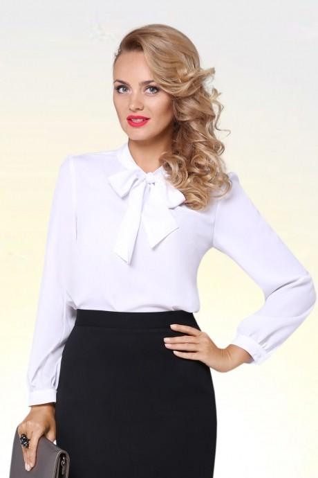 Блузки и туники LeNata 11589 белый