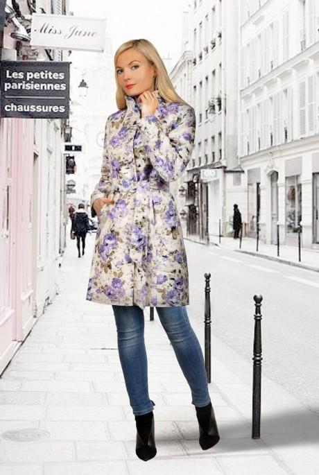 Пальто МиА-Мода 744