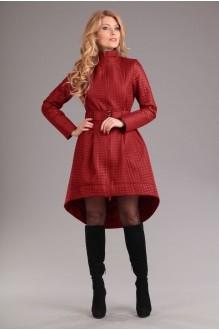Пальто Diomant 1052 красный фото 1