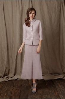 Юбочные костюмы /комплекты Prestige 2914 молочный фото 1