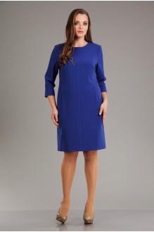 Вечерние платья Лиона-Стиль 554 василёк фото 1