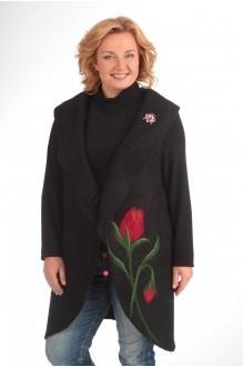 Кардиганы Прити 484 красный тюльпан фото 2