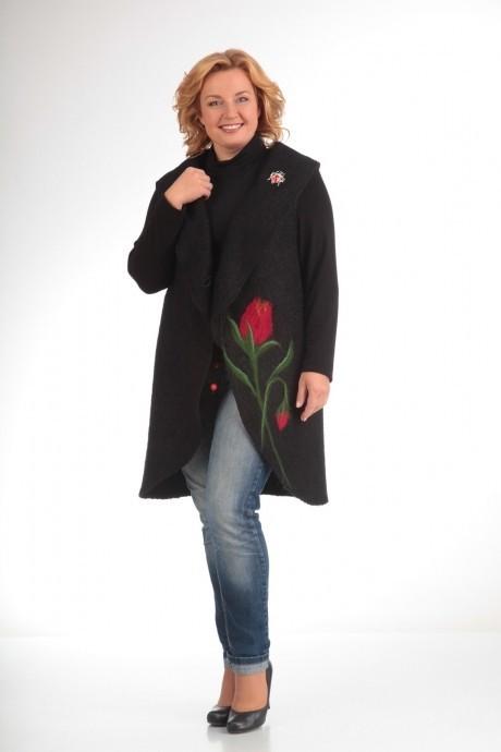 Кардиганы Прити 484 красный тюльпан