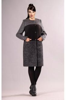 Пальто Runella 1211 серый  фото 1
