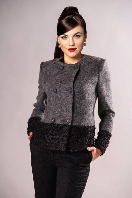 Куртки Runella 1213 серый