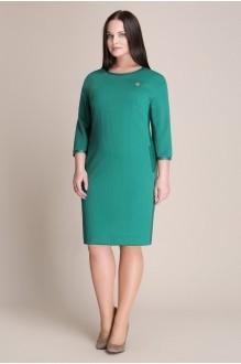Повседневные платья Магия Моды 937 зелень фото 1