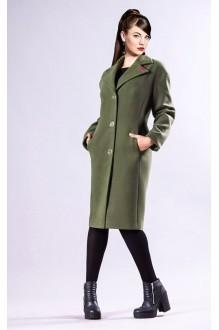 Пальто Runella 1180 хаки фото 1