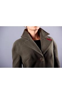 Пальто Runella 1180 хаки фото 2