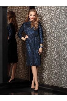 Вечерние платья Твой Имидж 4113 синий фото 1
