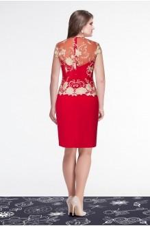 Вечерние платья Condra 4521 красный фото 2