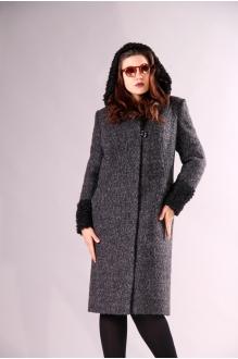 Пальто Runella 1215 графит фото 1