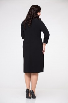 Повседневные платья Надин-Н 1240/5  черный фото 2