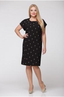Повседневные платья Надин-Н 1240/5  черный фото 3