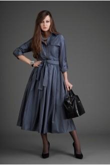 Повседневные платья Elpaiz 099 т. синий  фото 1