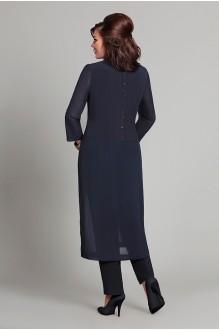 Брючные костюмы /комплекты Мублиз 055 синий фото 2