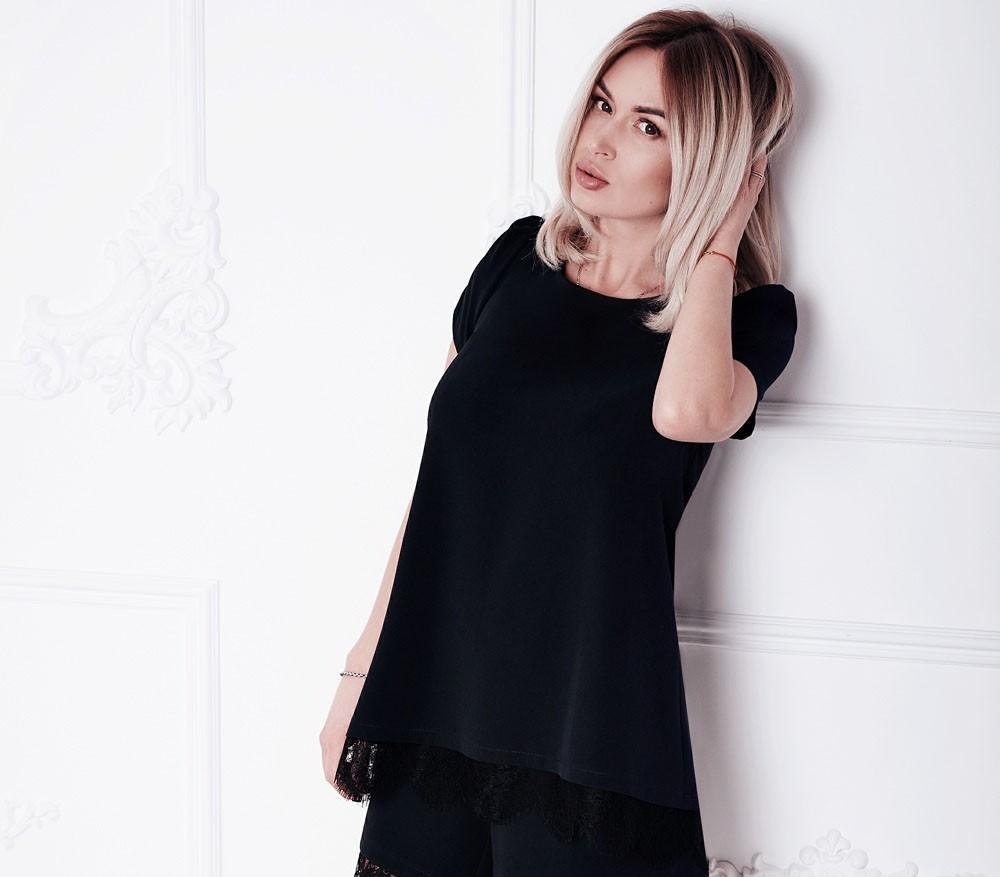 Черный цвет в одежде: как и с чем сочетать