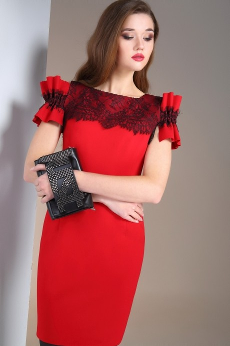 Anna Majewska 965 красный
