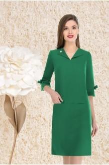 Повседневные платья LeNata  11737 зеленый фото 1