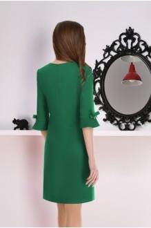 Повседневные платья LeNata  11737 зеленый фото 2