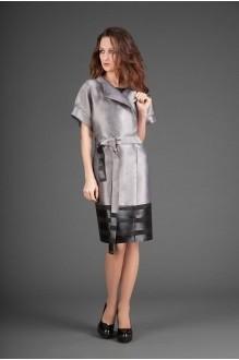 Юбочные костюмы /комплекты Elpaiz 223 плащ+платье фото 1