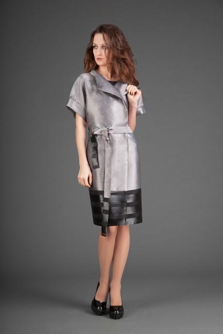 Юбочные костюмы /комплекты Elpaiz 223 плащ+платье