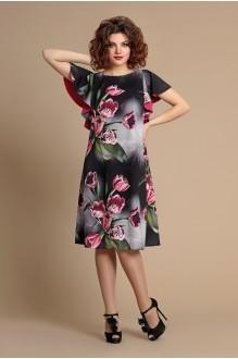 Повседневные платья Мублиз 090 черный фото 1
