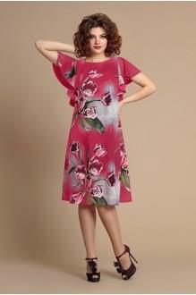 Повседневные платья Мублиз 090 розовый фото 1