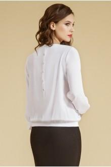 Блузки и туники Teffi Style 1207 белый фото 2