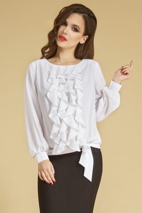 Блузки и туники Teffi Style 1207 белый