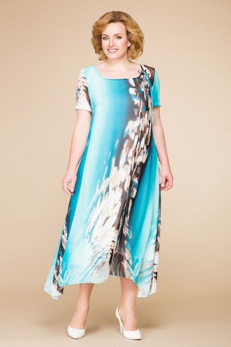 Romanovich Style 1-1332 голубой/полосы